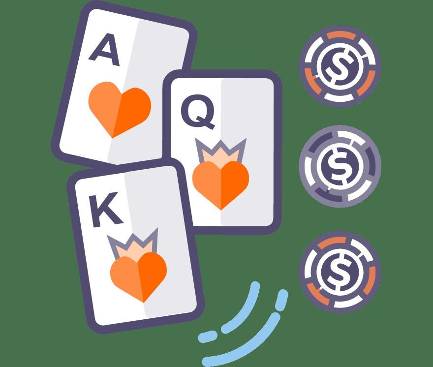 Best 58 Three Card Poker Mobile Casino in 2021