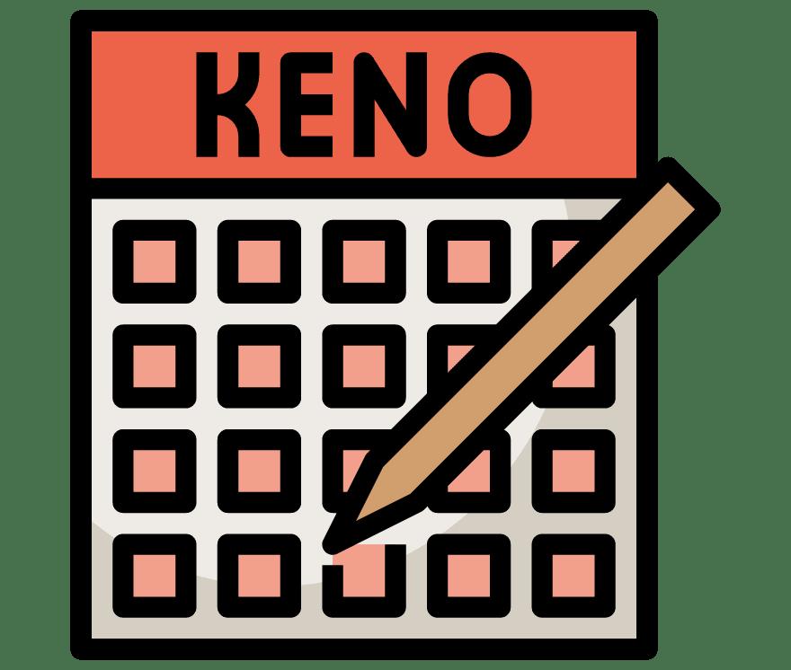 Best 37 Keno Mobile Casino in 2021